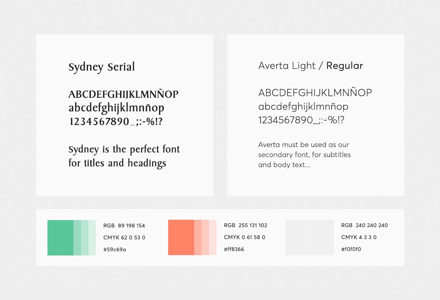 Milena Brody typeface