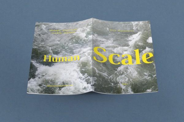 Human Scale diseño editorial maquetacion 1