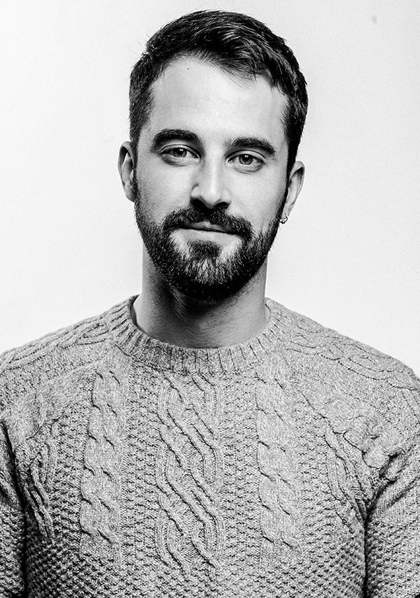 Jesús Román - Art Director, graphic designer & Online Communication expert