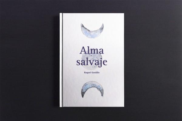 Alma Salvaje Layout Design book cover
