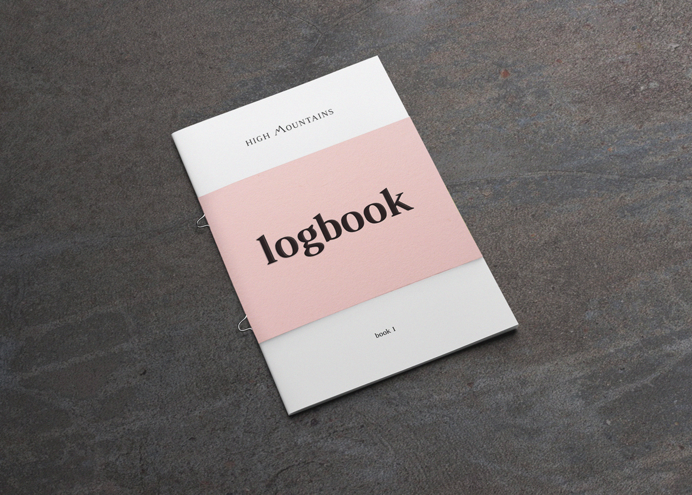 HMR Logbook cover 2