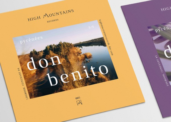High Mountains Logbook album cover
