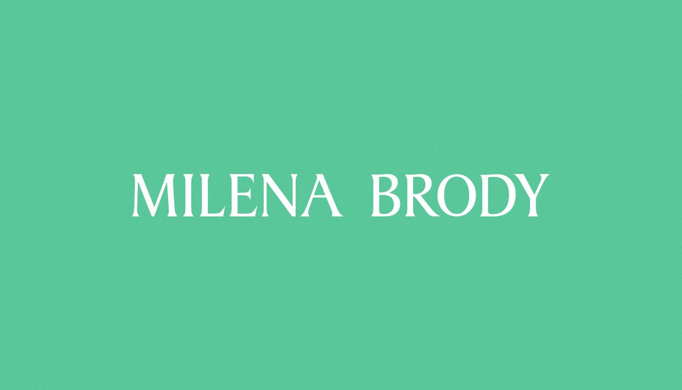 Milena Brody Cabecera